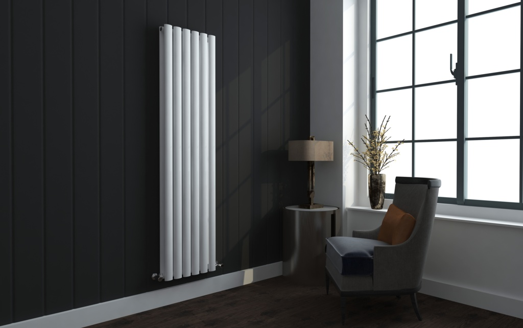 SP White Designer Radiator - 360mm x 1600mm