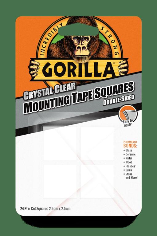 Gorilla Mounting Tape - Squares