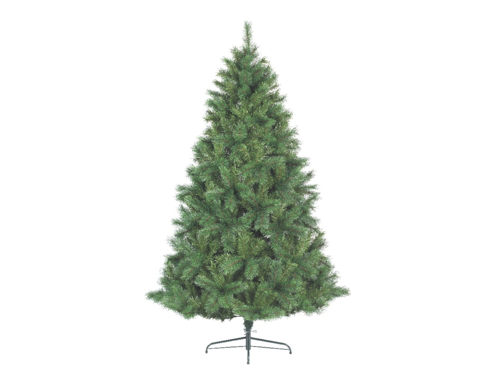 Kaemingk Ontario Pine Green Tree - 210cm