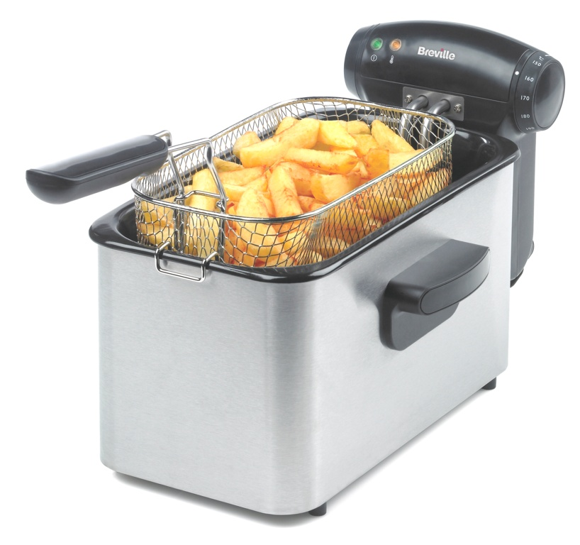 Breville Deep Fat Fryer - Brushed Stainless Steel