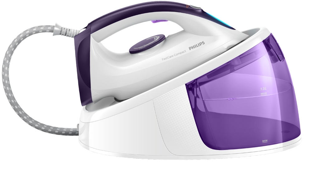 Philips Speedcare Steam Generator Iron - Purple