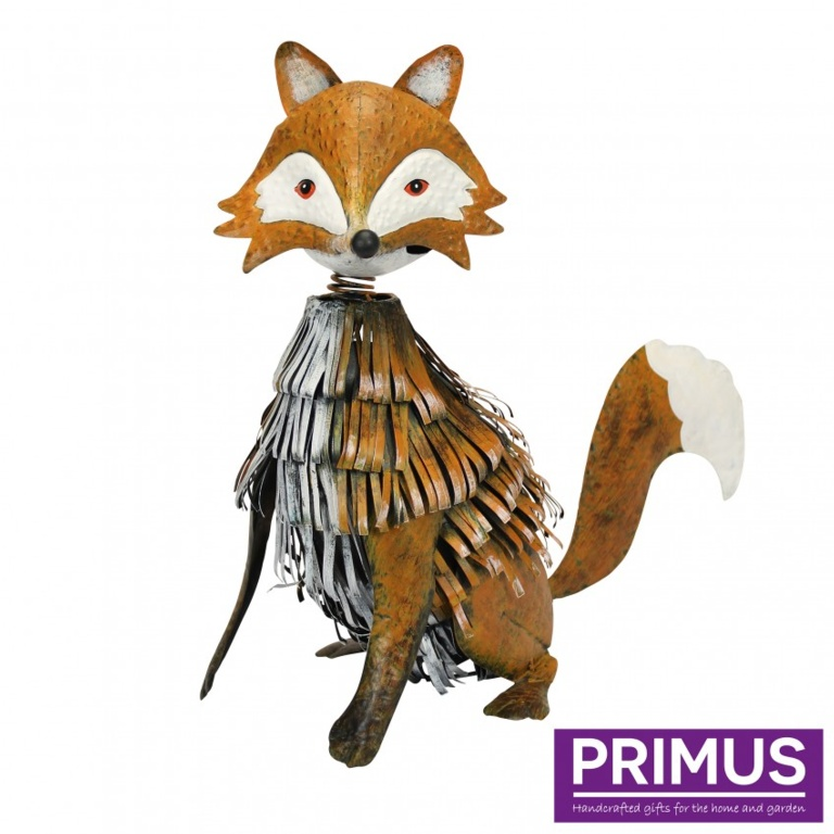 Primus Nodding Metal Fox