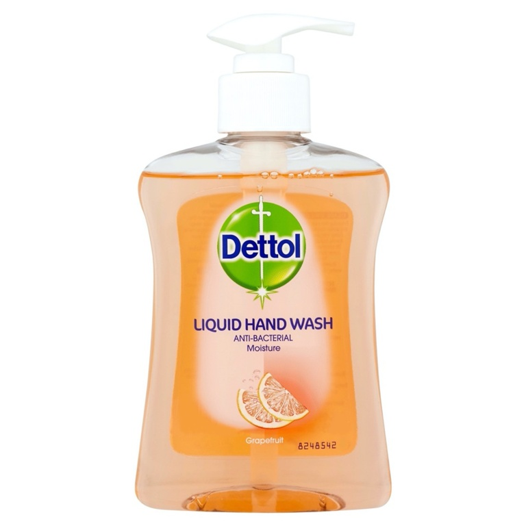 Dettol Liquid Hand Soap - Moist Grapefruit