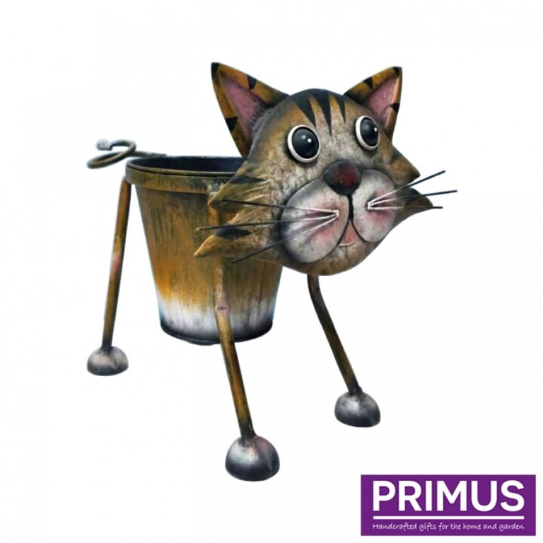 Primus Nodding Cat Planter
