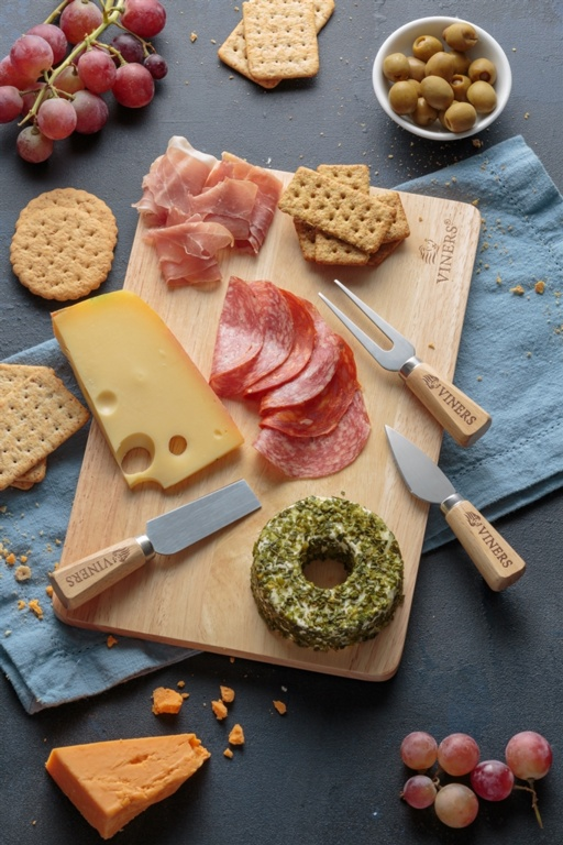 Viners Everyday Cheese Board Gift Set