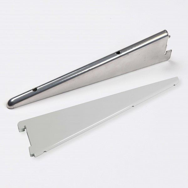 Rothley Krome Twin Slot Bracket - 370mm