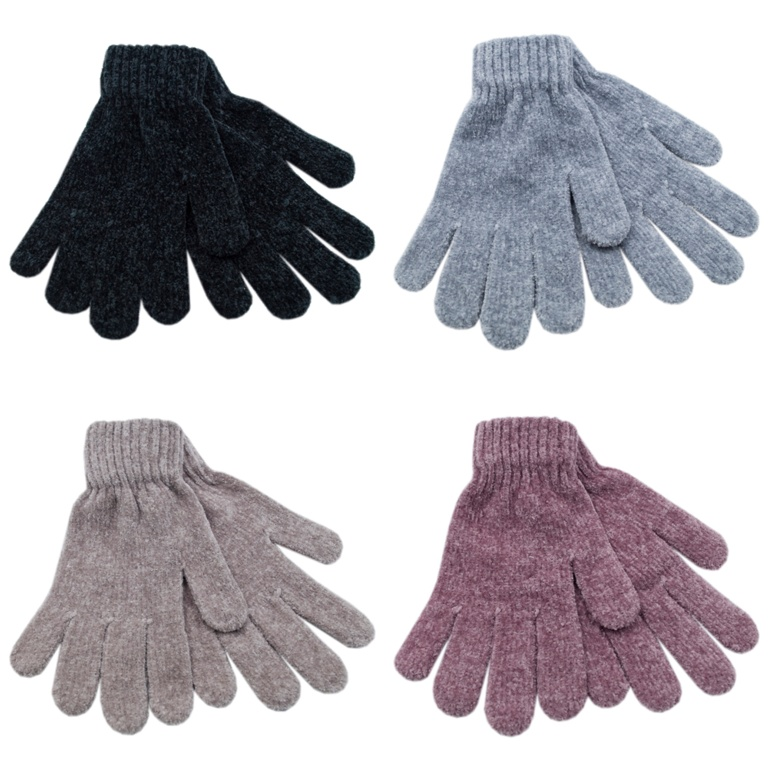 RJM Ladies Thermal Chenille Magic Glove