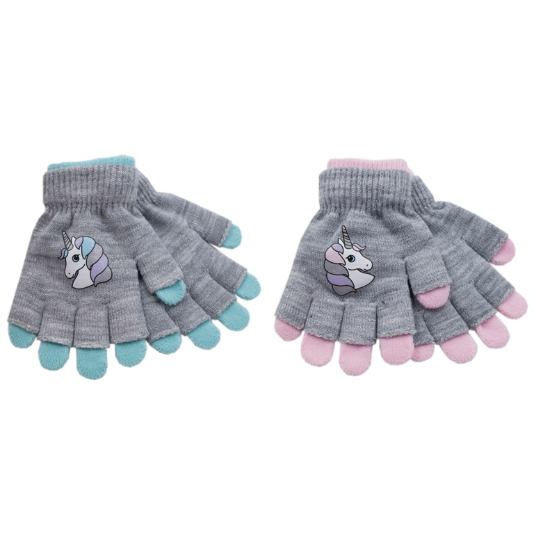 RJM 2 In 1 Unicorn Magic Gloves