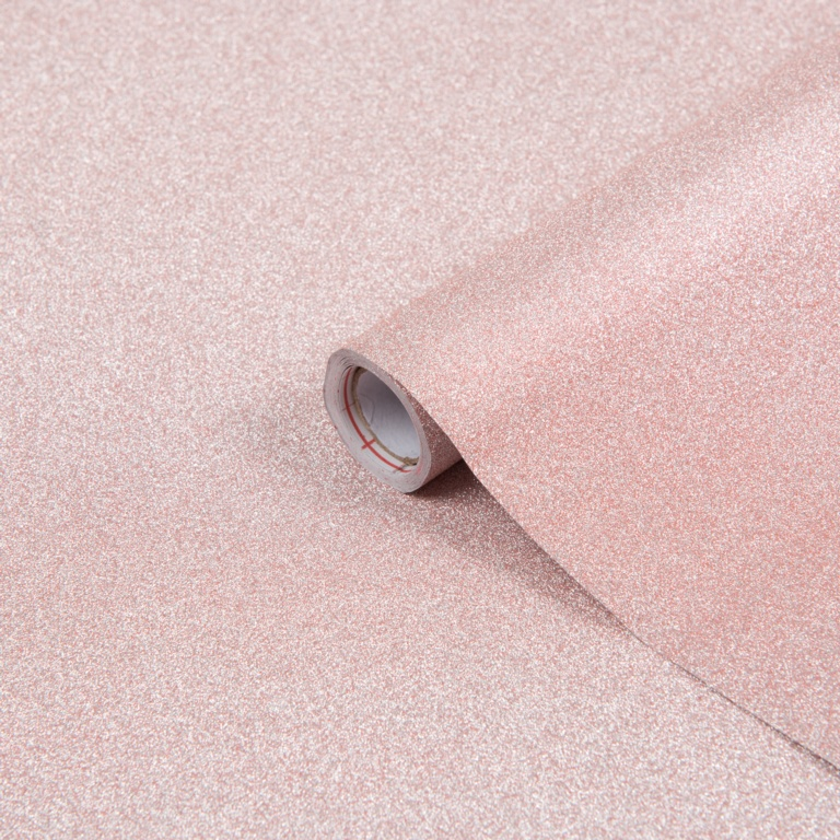 d-c-fix® Self Adhesive Film Glitter Pink - 67.5cm