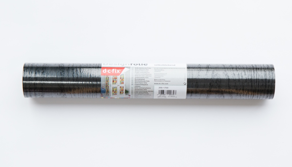 DC Fix Wood Sticky Back Plastic 45cm x 15m - Blackwood