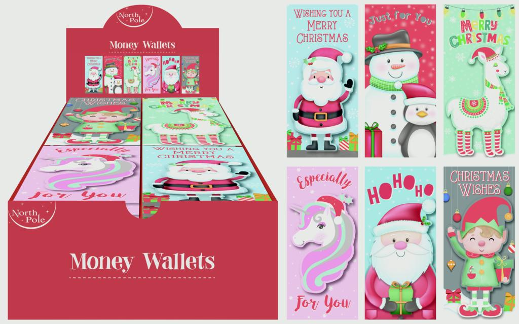 Eurowrap Money Wallet - Cute