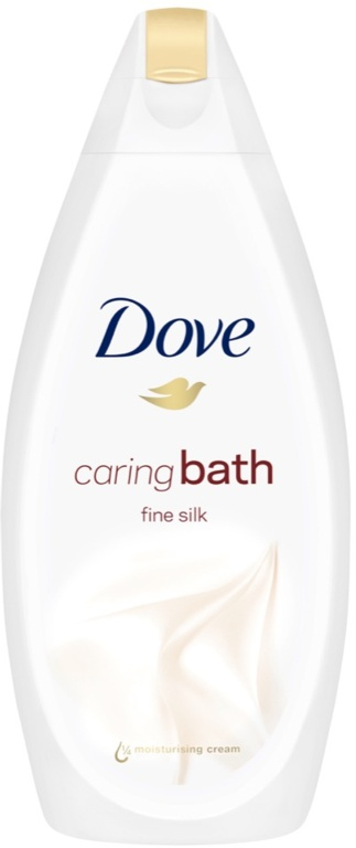 Dove Bath Silk - 450ml