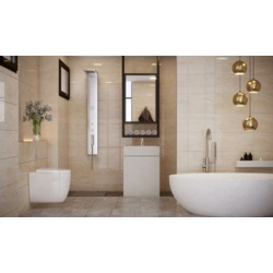 Golden Tile Marmo Milano Wall Tile 250 x 400 x 8mm 1.6m2