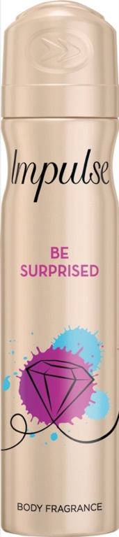 Impulse Body Spray 75ml - Be Surprised