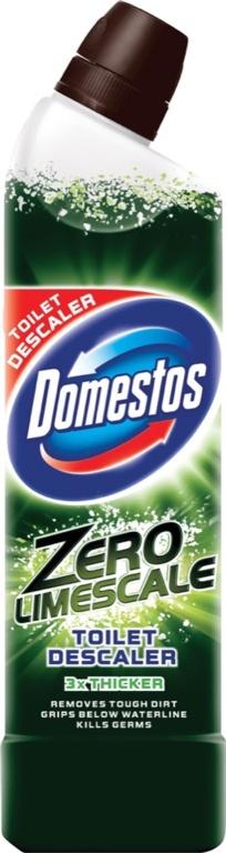 Domestos Zero Limescale Remover - 750ml