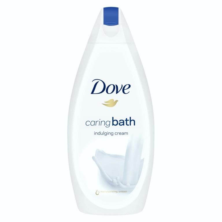 Dove Indulging Cream Bath - 450ml