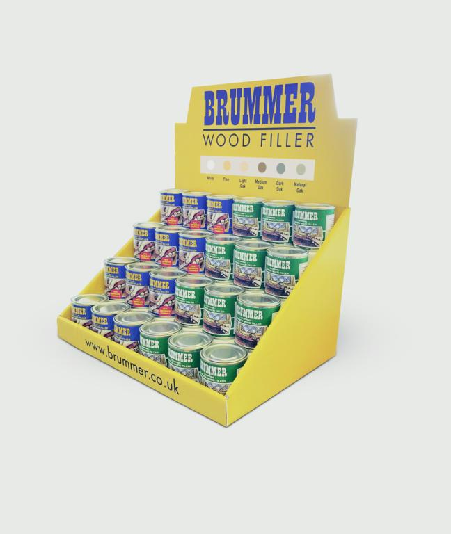 Brummer Counter Display - x 24