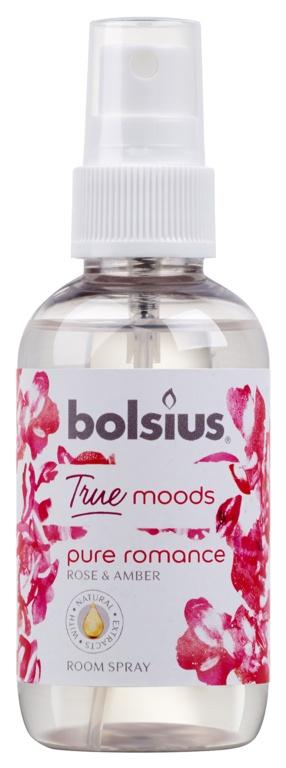 Bolsius Room Spray 75ml - Pure Romance