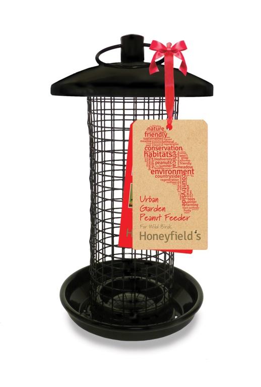 Honeyfield's Urban Garden Peanut Feeder - Small