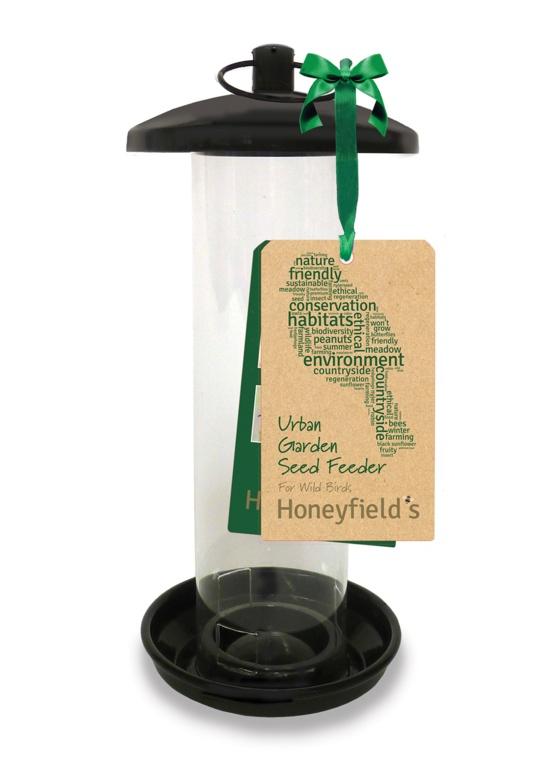 Honeyfield's Urban Garden Seed Feeder - Medium