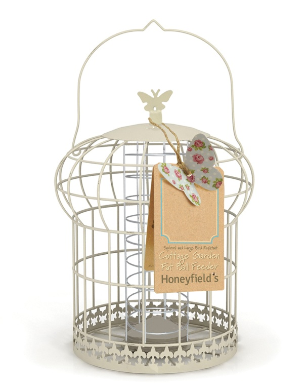 Honeyfield's Cottage Garden Fatball Feeder