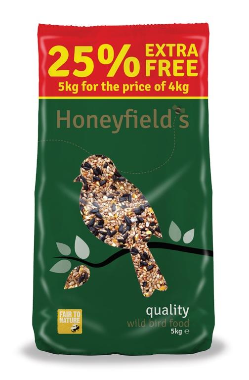 Honeyfield Quality Wild Bird Food