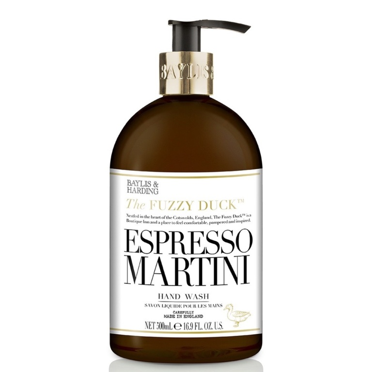 Baylis & Harding The Fuzzy Duck Hand Wash 500ml - Espresso Martini