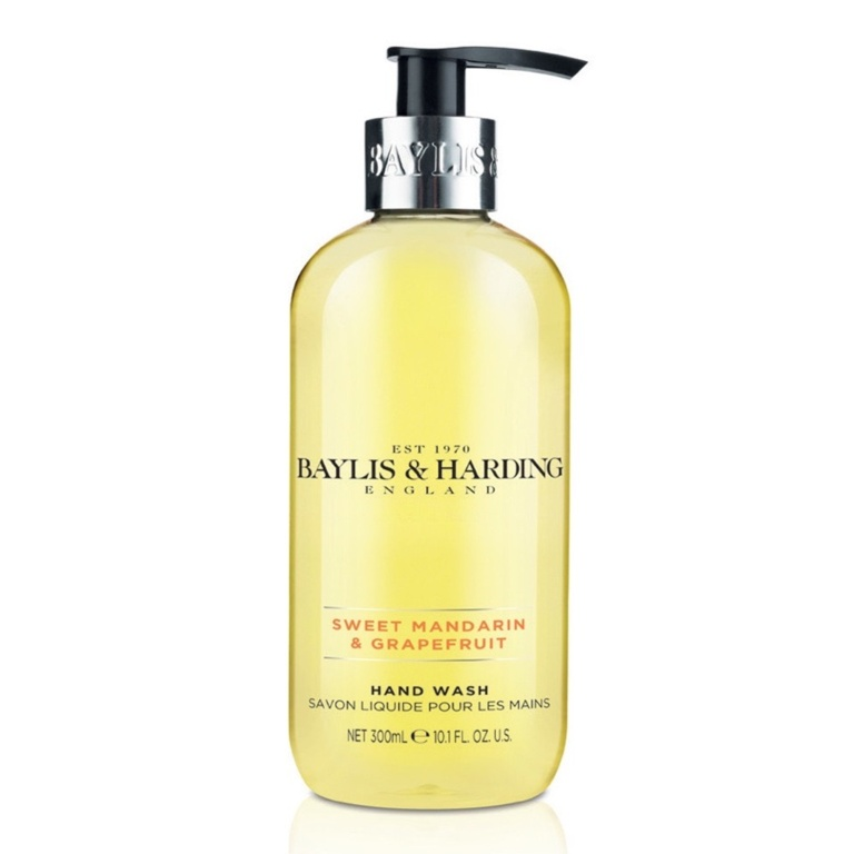 Baylis & Harding Hand Wash 300ml - Sweet Mandarin & Grapefruit