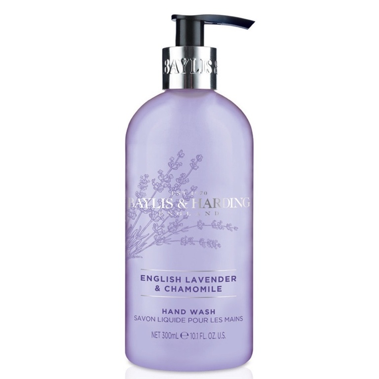 Baylis & Harding Hand Wash 300ml - English Lavender & Chamomile