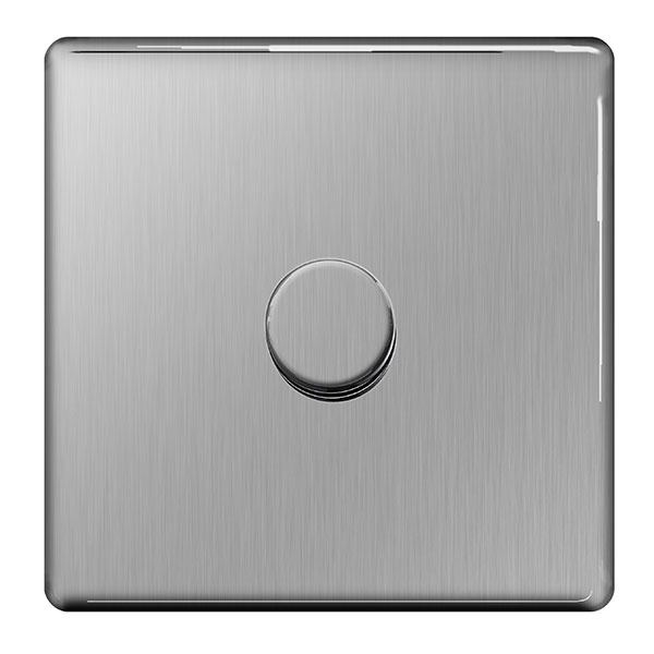 BG Dimmer Switch Push On /Off - 1 Switch