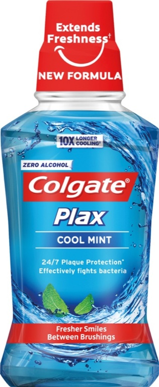 Colgate M/R Plax Blue - 250ml