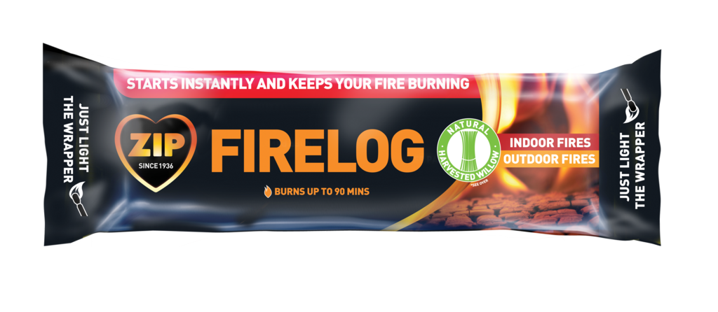 Zip High Performance Firelog Non-Smokeless - 700g