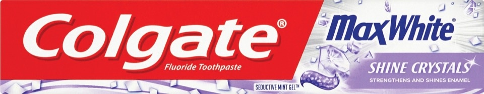 Colgate Toothpaste Max White Shine - 75ml