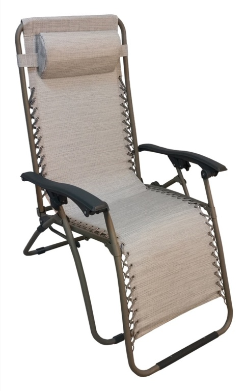 Pagoda Palermo Steel Anti Gravity Chair