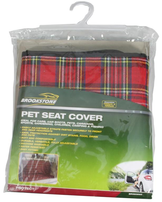 Brookstone Pet Seat Cover
