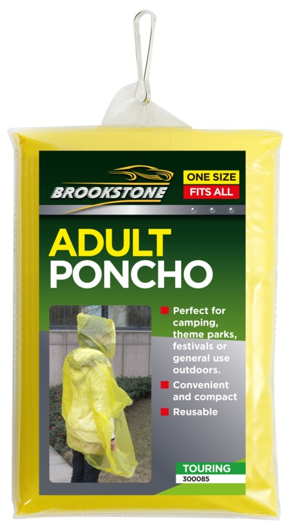 Brookstone Adult Poncho