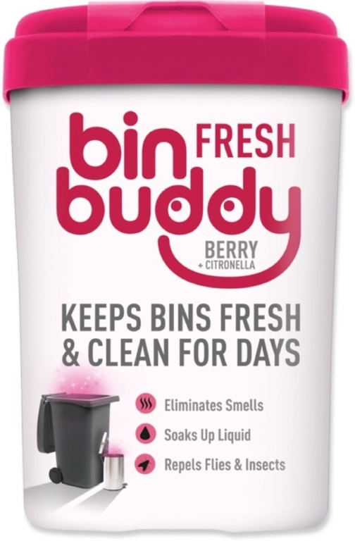 Bin Buddy Fresh Berry Blast - 450g