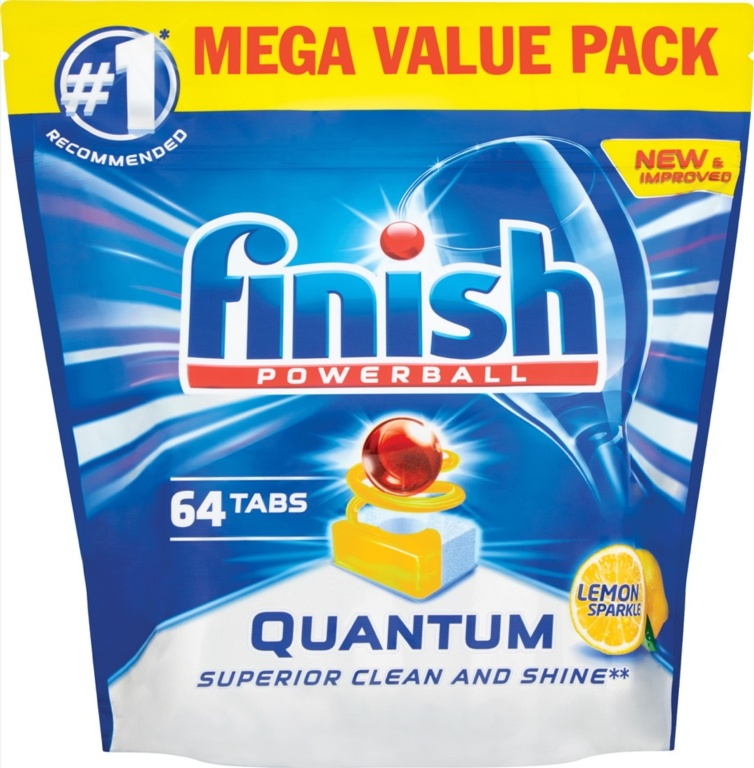 Finish Finish Quantum Max Lemon - 64