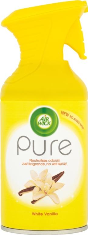 Airwick Pure Vanilla - 250ml