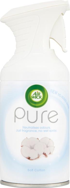 Airwick Pure Soft Cotton - 250ml