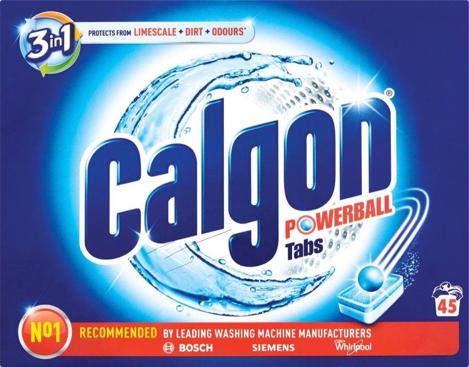 Calgon Calgon Tabs 2in1 - 45