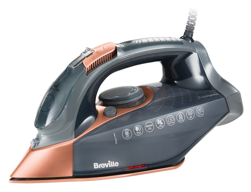 Breville Press Xpress Steam Iron - 2800w