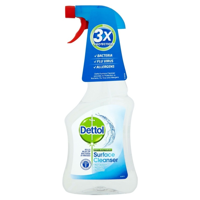 Dettol Surface Cleanser - 500ml Anti Allergy