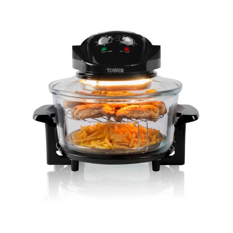 Tower Halogen Low Fat Air Fryer - 1300w