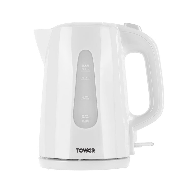 Tower Elements Jug Kettle 3kw - 1.7L White