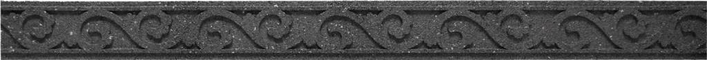 Primeur Flexi Curve Border Scroll - Grey