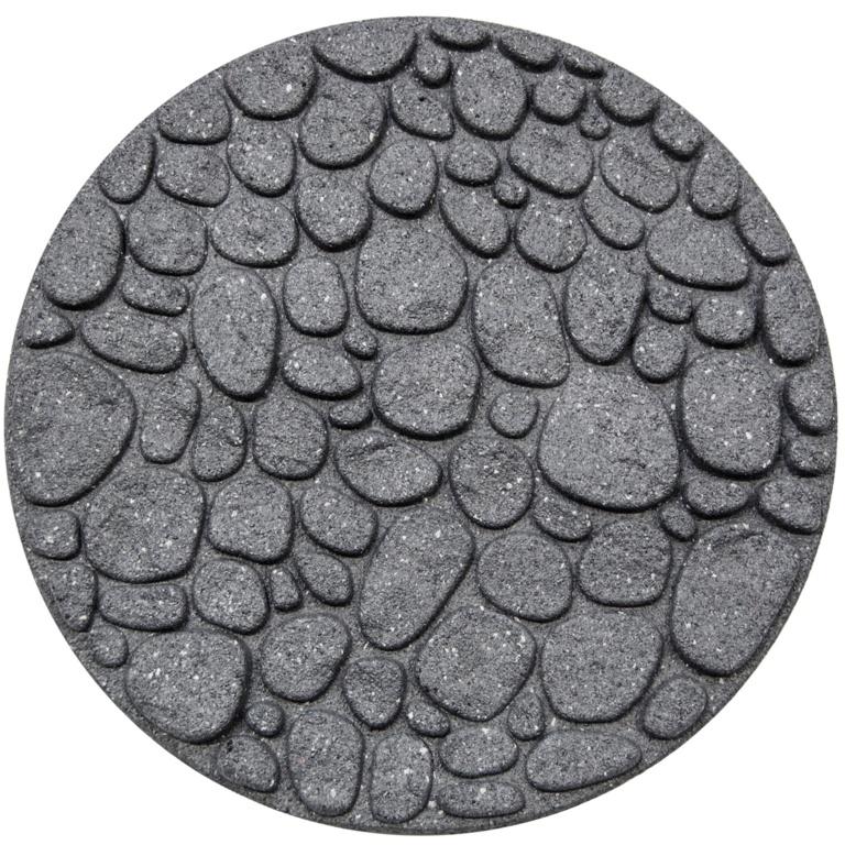 Primeur Stepping Stone - River Rock Grey