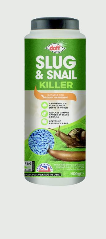 Doff Slug & Snail Killer - 400g