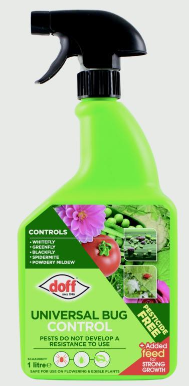 Doff Bug & Fungus Control - 1L