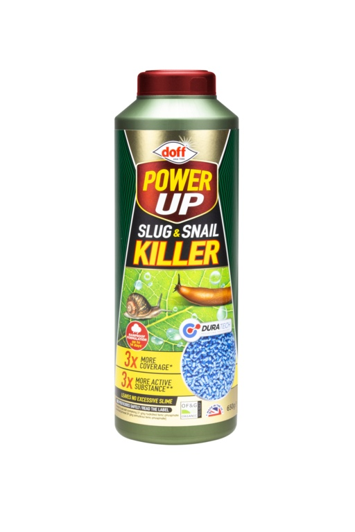 Doff Power Up Slug & Snail Killer - 650g